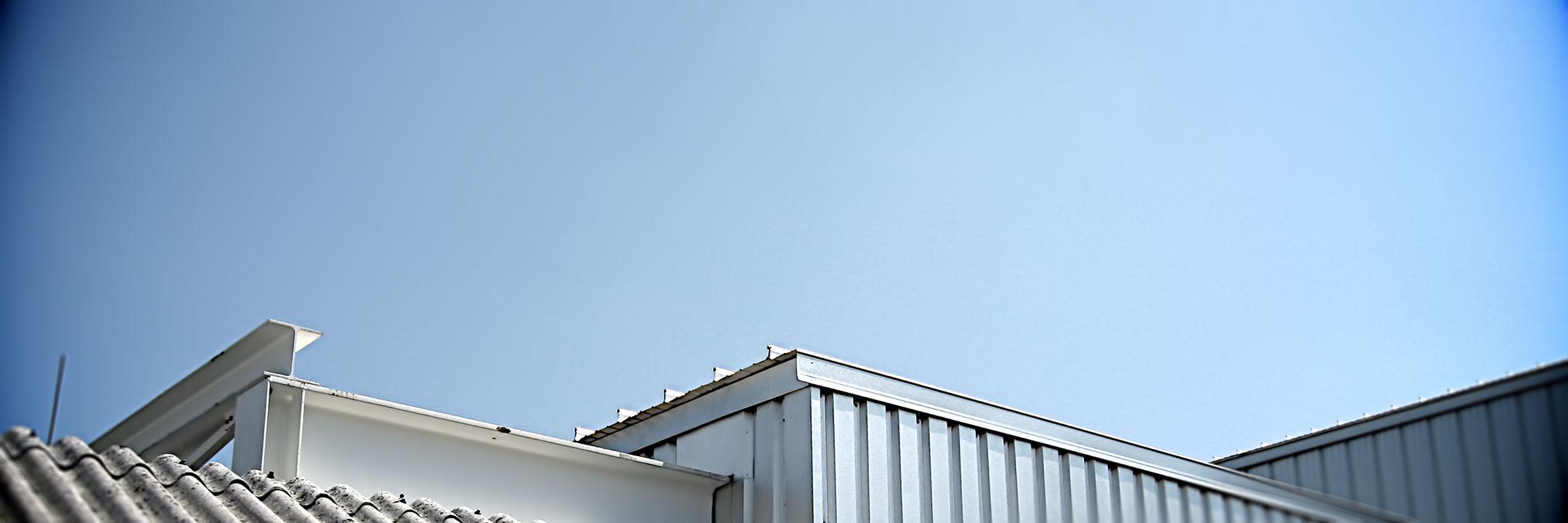 Referenz im Bereich Dach
